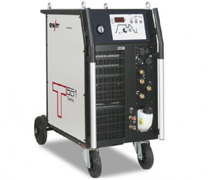 EWM Tetrix 551 Smart, Classic, Comfort, Synergic FW